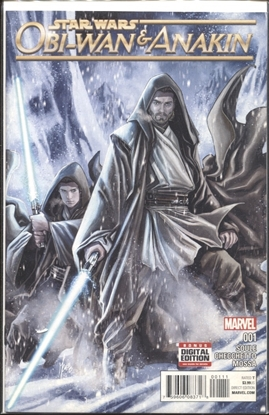Picture of OBI-WAN AND ANAKIN #1 (OF 5)