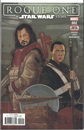 Picture of STAR WARS ROGUE ONE ADAPTATION #2 (OF 6)