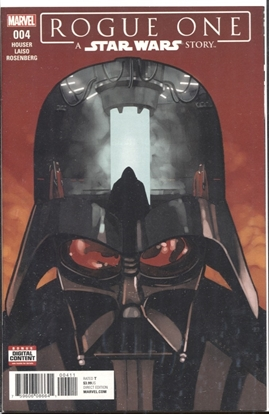 Picture of STAR WARS ROGUE ONE ADAPTATION #4 (OF 6)
