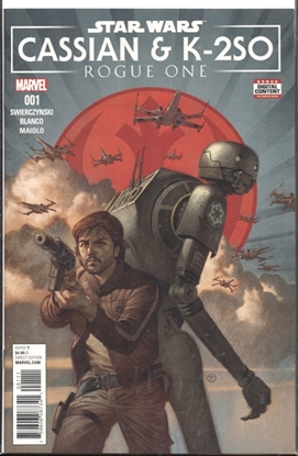 Picture of STAR WARS ROGUE ONE CASSIAN & K2SO SPECIAL #1