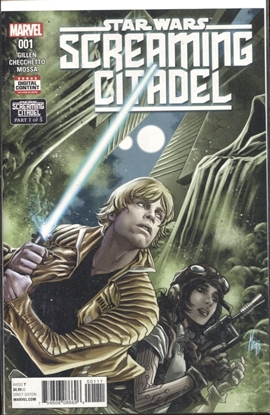 Picture of STAR WARS SCREAMING CITADEL #1