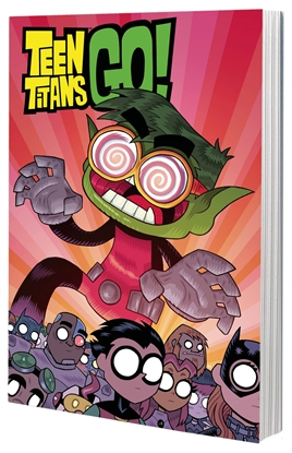Picture of TEEN TITANS GO TP VOL 2 WELCOME TO THE PIZZA DOME