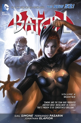 Picture of BATGIRL TP VOL 4 WANTED (N52)