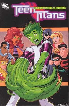 Picture of TEEN TITANS TP VOL 3 BEAST BOYS AND GIRLS