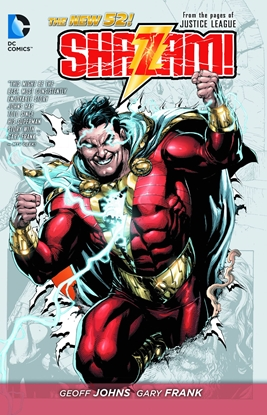 Picture of SHAZAM TP VOL 1 (N52)