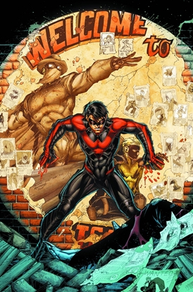 Picture of NIGHTWING TP VOL 4 SECOND CITY (N52)