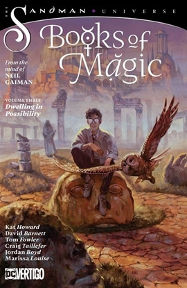 Picture of BOOKS OF MAGIC VOL 3 DWELLING IN POSSIBILITY TP (MR)