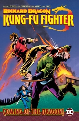 Picture of RICHARD DRAGON KUNG-FU FIGHTER COMING OF THE DRAGON HC