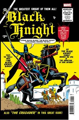 Picture of BLACK KNIGHT #1 FACSIMILE EDITION