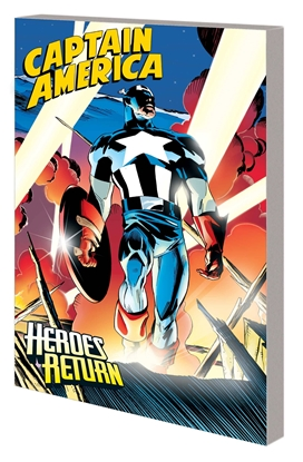 Picture of CAPTAIN AMERICA HEROES RETURN COMPLETE COLLECTION TP VOL 1