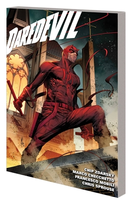 Picture of DAREDEVIL BY CHIP ZDARSKY TP VOL 5 TRUTH DARE