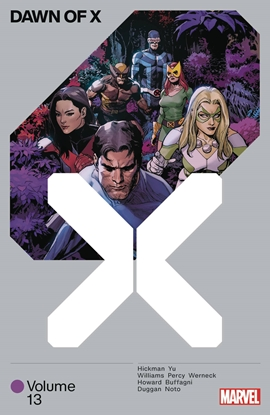 Picture of DAWN OF X TP VOL 13