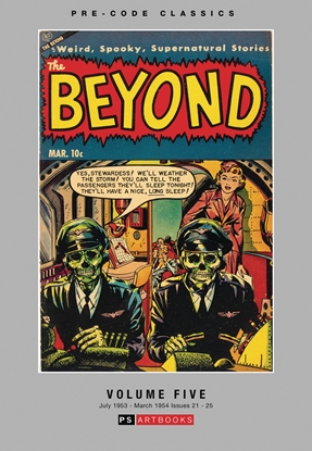 Picture of PRE CODE CLASSICS THE BEYOND HC VOL 5
