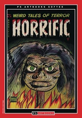 Picture of PS ARTBOOKS HORRIFIC SOFTEE TP