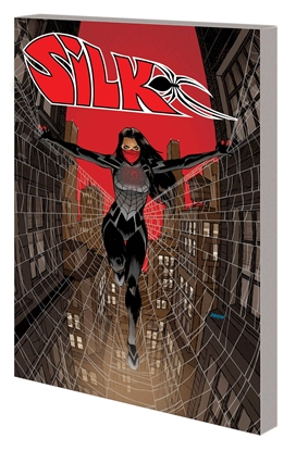 Picture of SILK OUT OF THE SPIDER-VERSE TP VOL 1