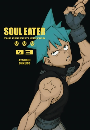 Picture of SOUL EATER PERFECT EDITION HC GN VOL 3