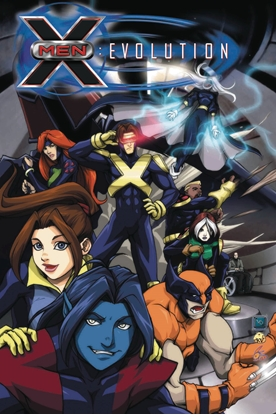 Picture of X-MEN GN-TP EVOLUTION