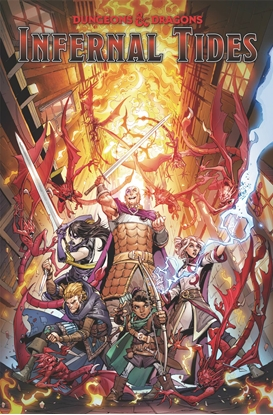 Picture of DUNGEONS & DRAGONS INFERNAL TIDES TP