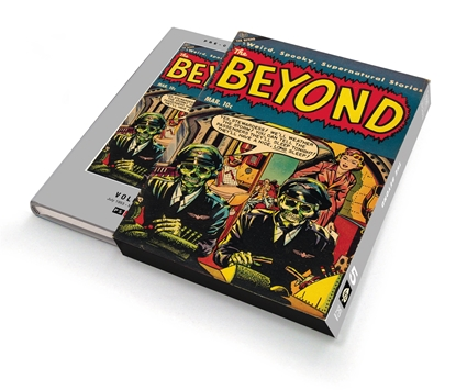 Picture of PRE CODE CLASSICS THE BEYOND SLIPCASE ED HC VOL 5