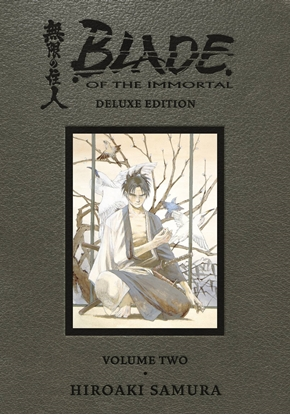 Picture of BLADE OF IMMORTAL DELUXE ED HC VOL 2 (MR)