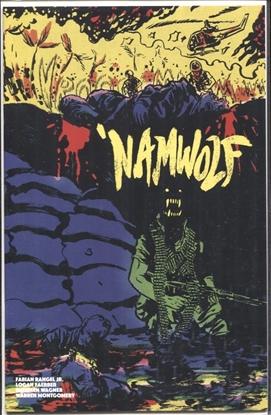 Picture of NAMWOLF #4 ALEXIS ZIRITT VARIANT COVER