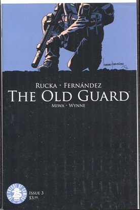 Picture of OLD GUARD #3 (MR)