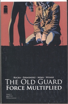 Picture of OLD GUARD FORCE MULTIPLIED #3 (OF 5) (MR)