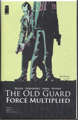 Picture of OLD GUARD FORCE MULTIPLIED #4 (OF 5) (MR)