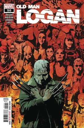 Picture of OLD MAN LOGAN #50