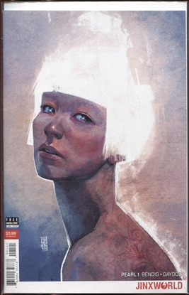 Picture of PEARL #1 / MALEEV VARIANT COVER
