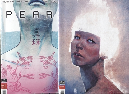 Picture of PEARL #1 / 1ST PRINT + MALEEV VARIANT COVER SET