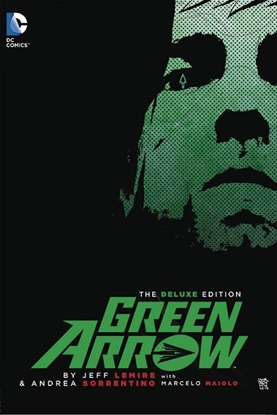 Picture of GREEN ARROW BY JEFF LEMIRE DELUXE ED HC