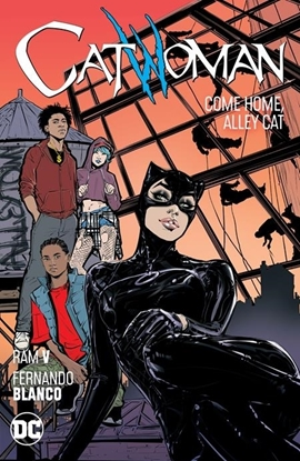Picture of CATWOMAN VOL 4 COME HOME ALLEY CAT TP