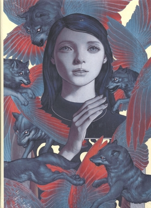 Picture of FABLES COMPLETE COVERS BY JAMES JEAN HC NEW ED (MR)