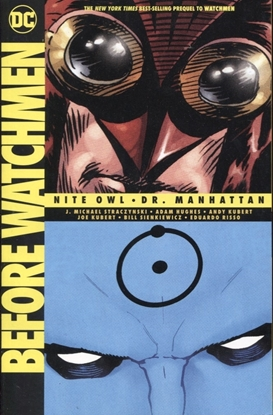 Picture of BEFORE WATCHMEN NITE OWL DR MANHATTAN TP