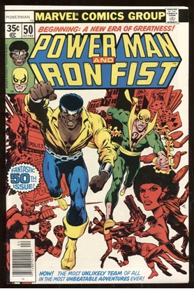 Picture of POWER MAN (1974) #50 6.0 FN