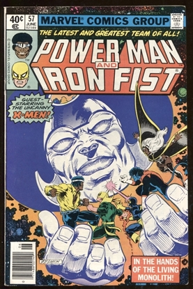 Picture of POWER MAN (1974) #57 7.5 VF-