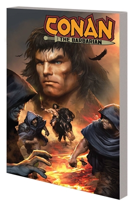 Picture of CONAN TP EXODUS AND OTHER TALES