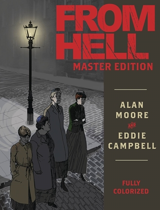 Picture of FROM HELL MASTER EDITION HC (MR)