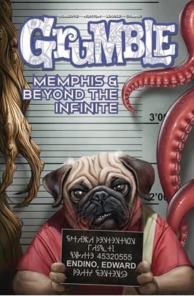 Picture of GRUMBLE TP VOL 3 MEMPHIS & BEYOND THE INFINITE