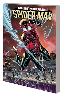 Picture of MILES MORALES TP VOL 4 ULTIMATUM