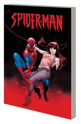 Picture of SPIDER-MAN TP BLOODLINE COIPEL COVER