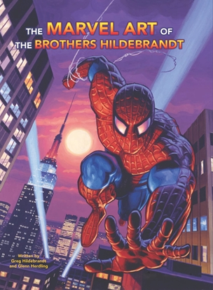 Picture of MARVEL ART OF BROTHERS HILDEBRANDT HC