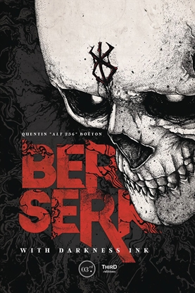 Picture of BERSERK WITH DARKNESS INK HC