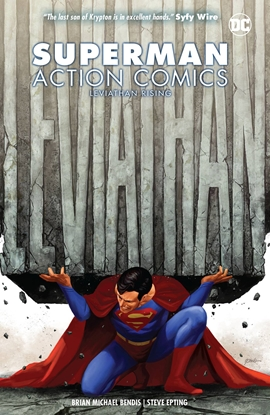 Picture of SUPERMAN ACTION COMICS HC VOL 02 LEVIATHAN RISING