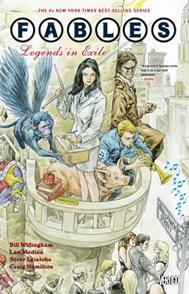 Picture of FABLES TP VOL 1 LEGENDS IN EXILE NEW ED (MR)
