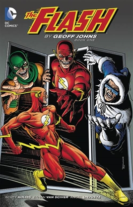 Picture of FLASH BY GEOFF JOHNS TP BOOK 1
