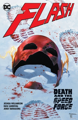 Picture of FLASH TP VOL 12 DEATH AND THE SPEED FORCE