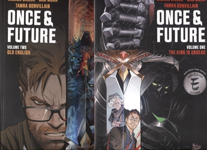 Picture of ONCE & FUTURE VOLUME 1 & 2 TPB SET