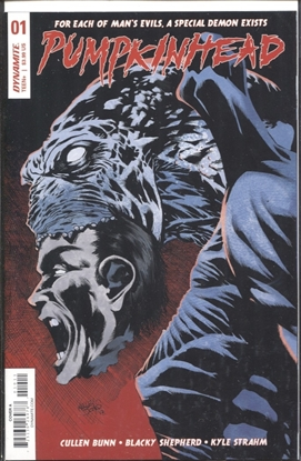 Picture of PUMPKINHEAD #1 / COVER A BY KELLEY JONES